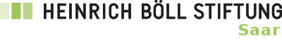 Logo: Heinrich Böll Stiftung Saar