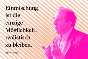 100 Jahre Heinrich Böll